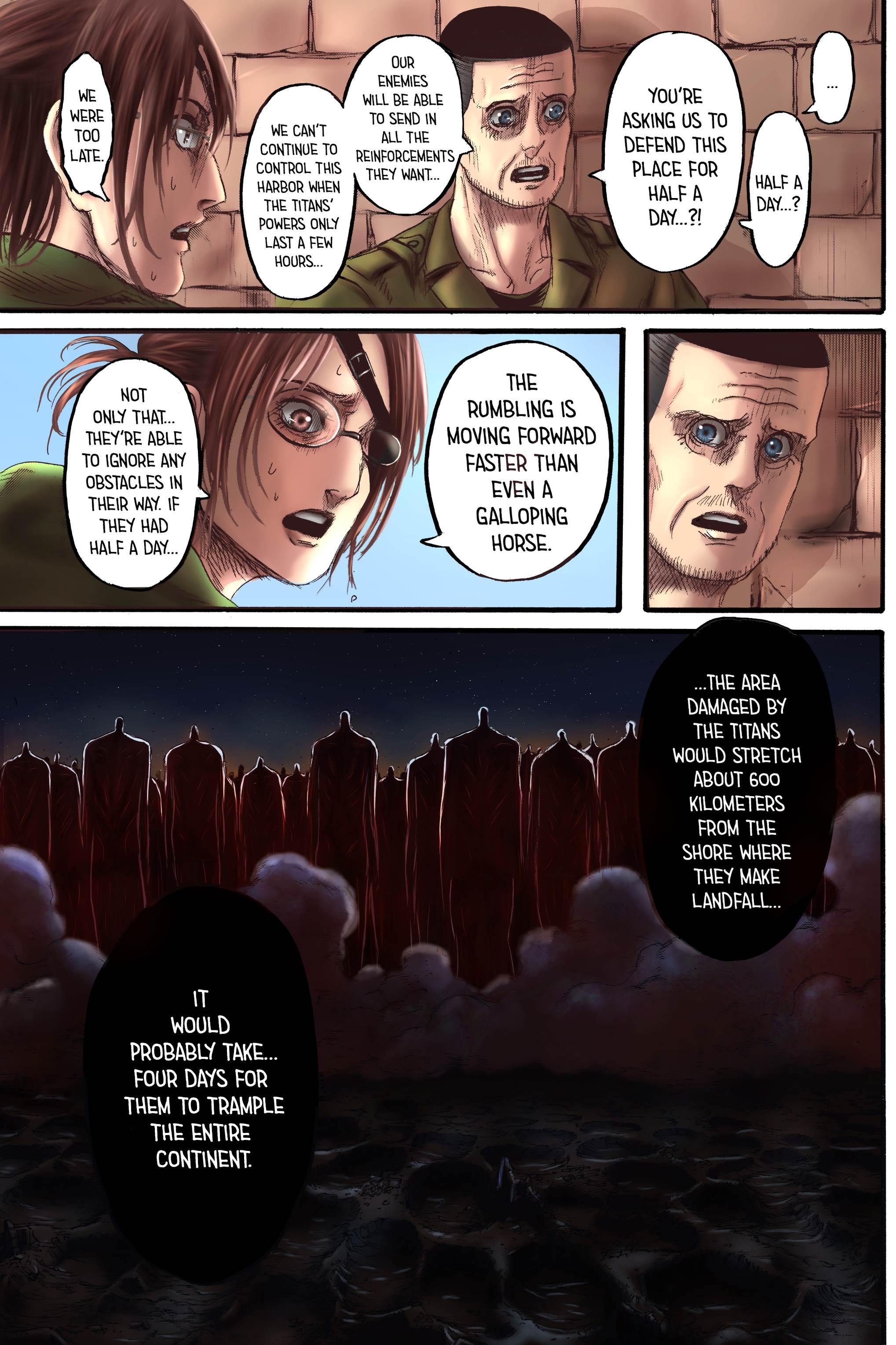 Read Manga Attack On Titan colored manga - Chapter 129 ...